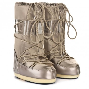 Doposci Moon Boot Glance colore Platinum