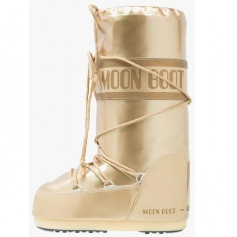 Doposci Moon Boot Vinil colore Gold