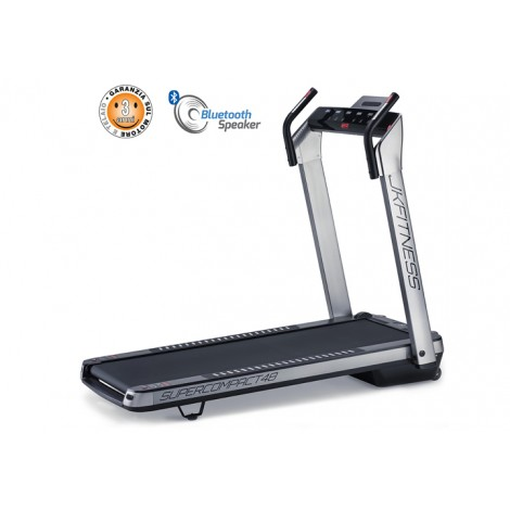 Jk Fitness SUPERCOMPACT48 SILVER