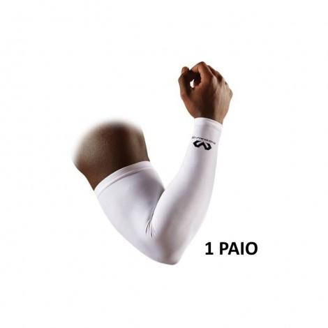 Mc David Manicotti Compression Arm Sleeve (bianco)