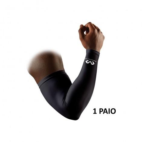 Mc David Manicotti Compression Arm Sleeve (nero)