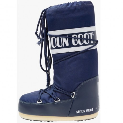 Doposci Moon Boot Nylon colore Blu