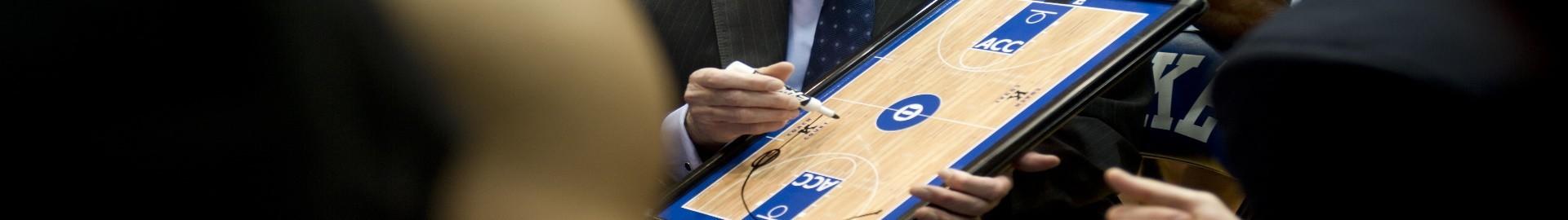 Lavagnette Basket per Allenatori
